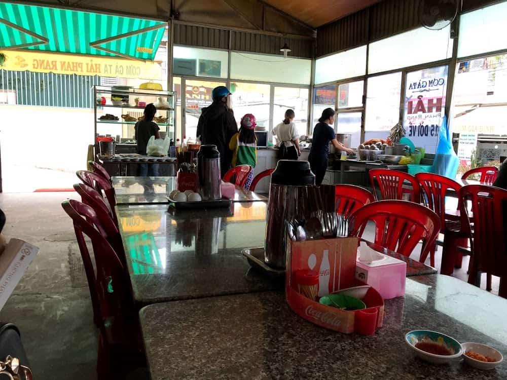 Cơm gà Hải Phan Rang