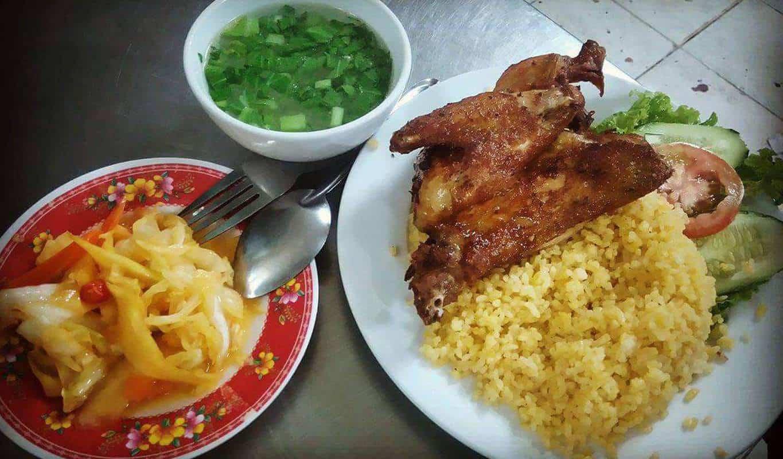 cơm gà Tài Kí Đà Nẵng