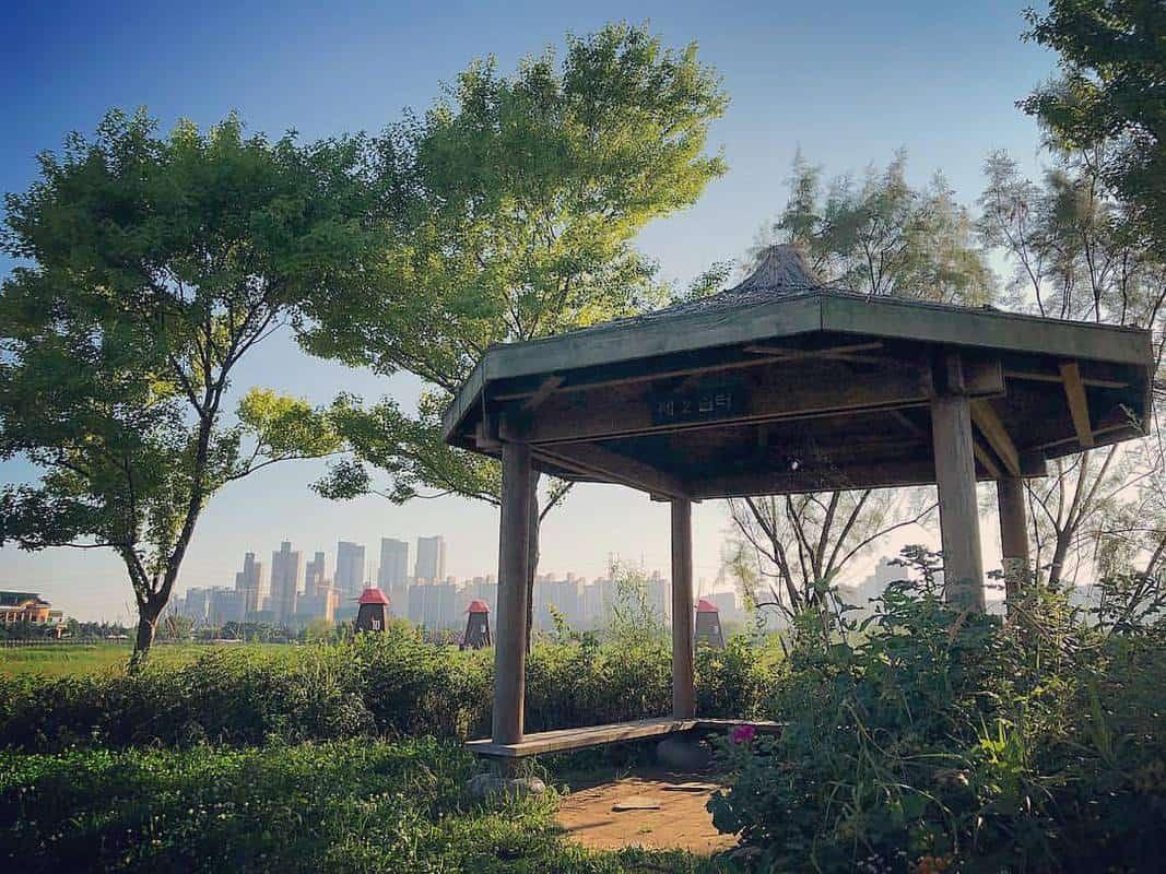 Công viên sinh thái Sorae