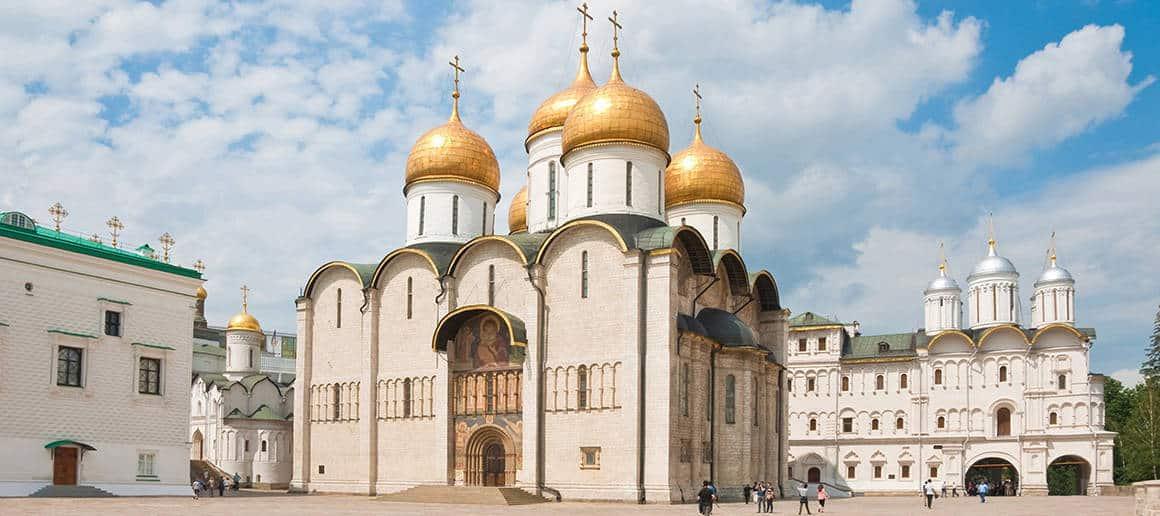Tham quan điện Kremlin