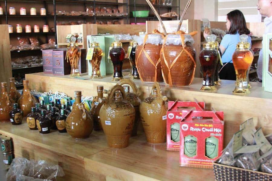 Những món đặc sản thơm ngon ở Mộc Châu