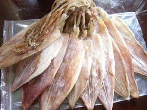 Mực khô Phú Quốc