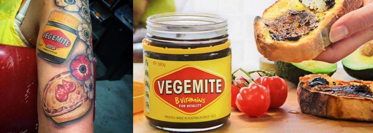 Bơ Vegemite Úc có phần kén người ăn