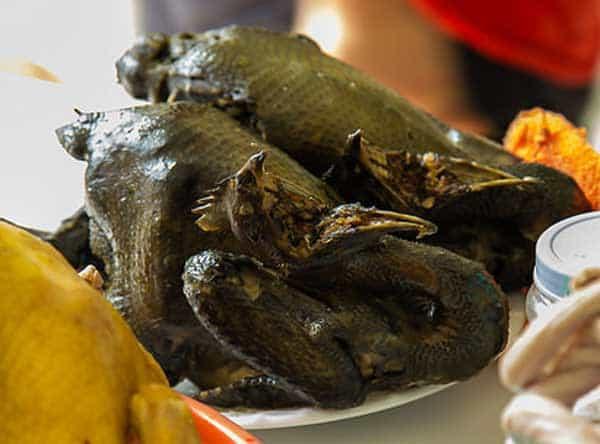 thịt ngon ở Sapa