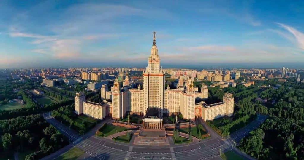 Đại học Quốc gia Moskva