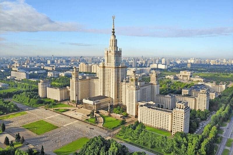 Các trường đại học ở Moscow