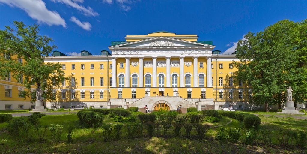 Thư viện chính của trường