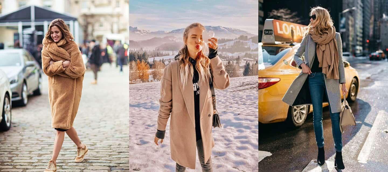 Trang phục khi du lịch Châu Âu mùa đông