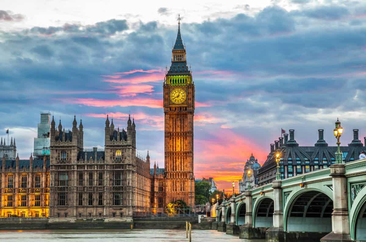 Du lịch Anh cần chuẩn bị