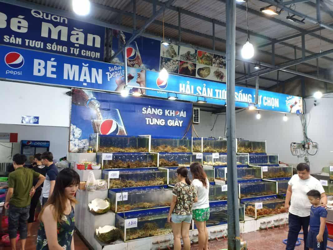 địa điểm ăn uống rẻ tại đà nẵng