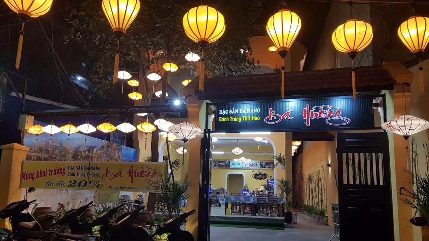 địa điểm ăn uống giá rẻ ở Đà Nẵng