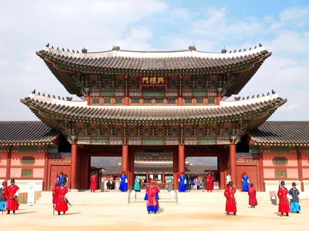Cung điện Gyeongbokgung