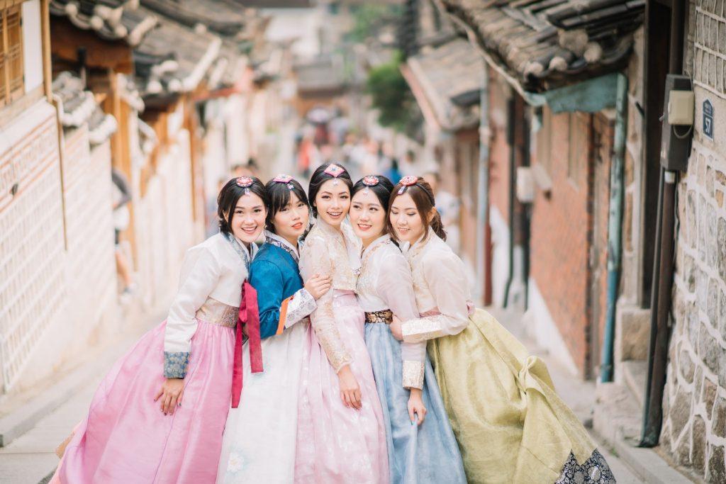 địa điiểm du lịch ở Hàn Quốc