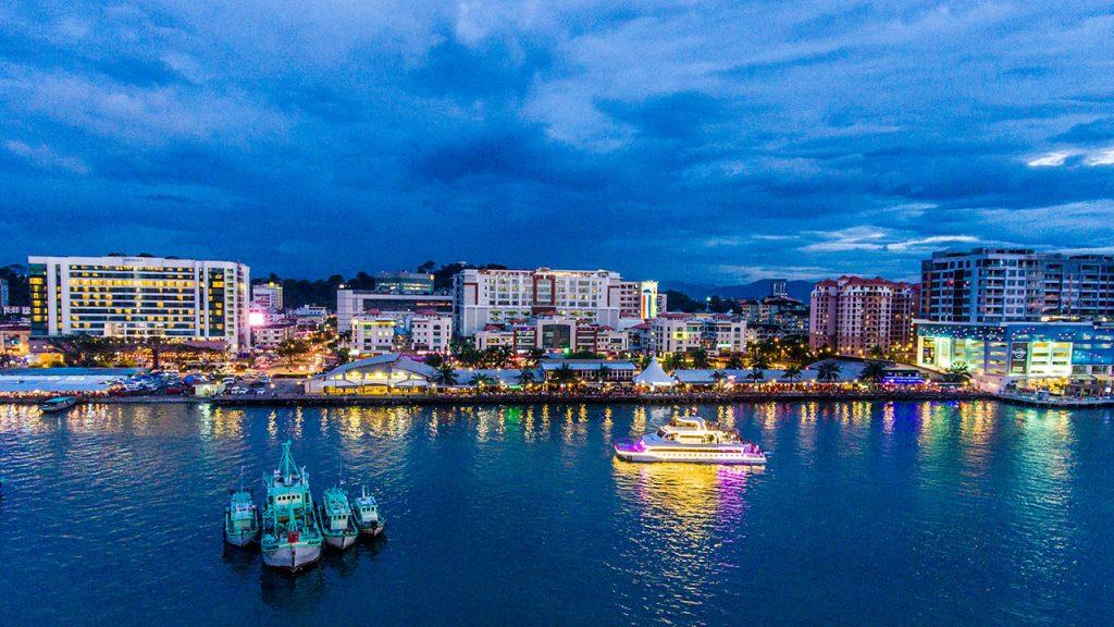Thành phố Kota Kinabalu
