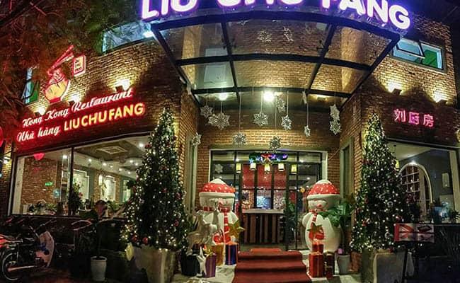 nhà hàng ở Đà thành