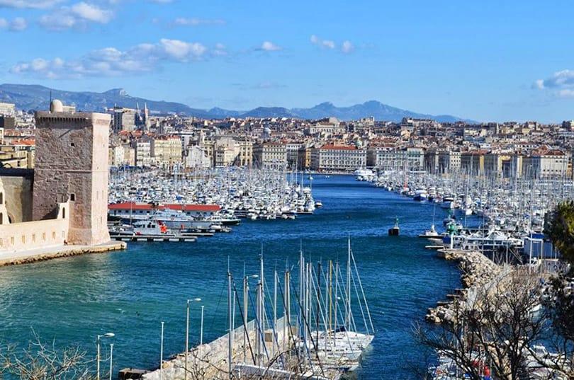 Nênđi Marseille vào lúc nào?