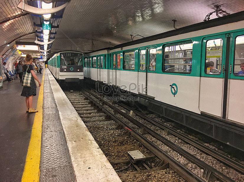 Tàu điện ngầm - Phương tiện giao thông phổ biến nhất tại Pháp