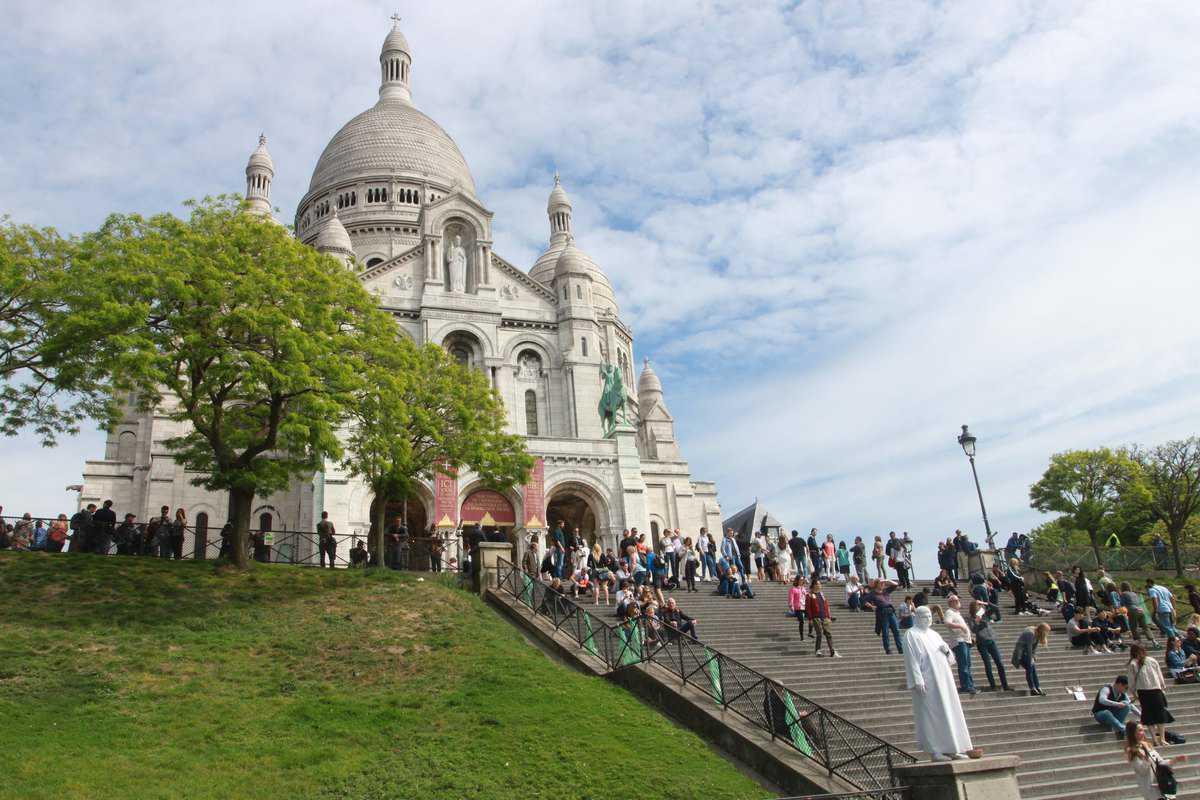 du lịch bụi Pháp