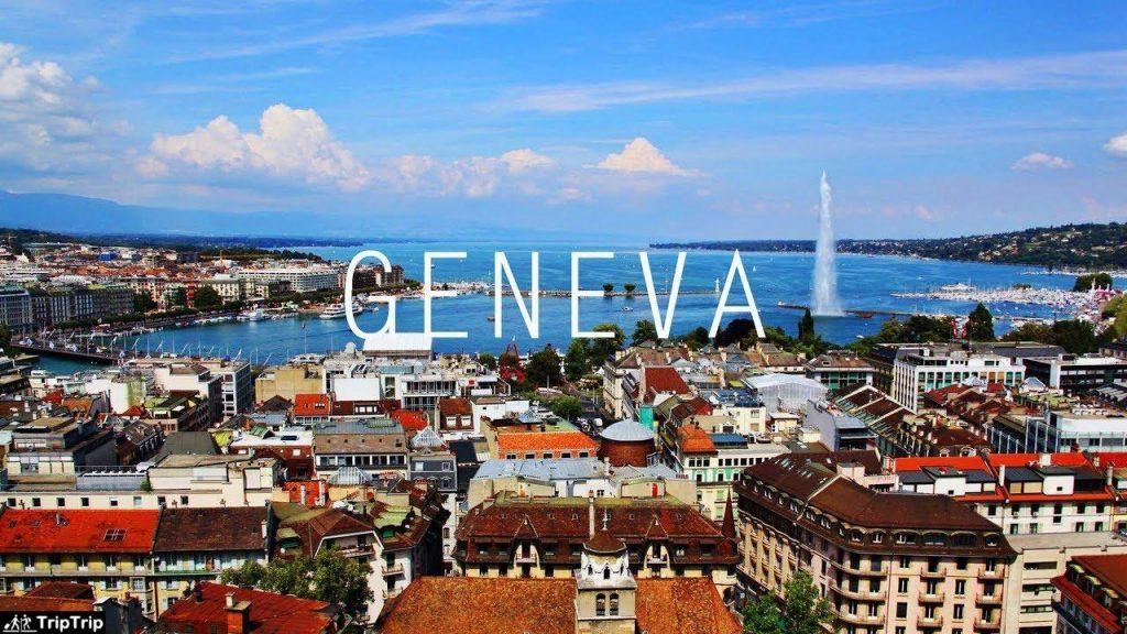 Geneva, Thụy Điển