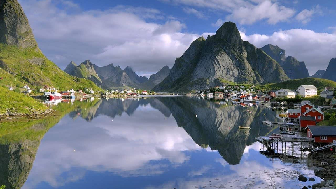 Nét đẹp ở Na Uy