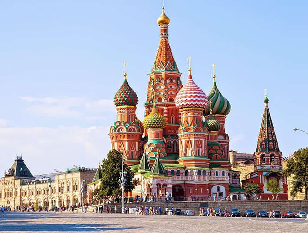 Thủ đô của Nga