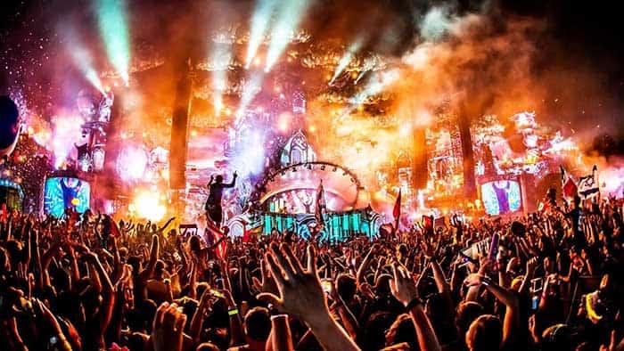 Lễ hội âm nhạc điện tử ADE - Hà Lan