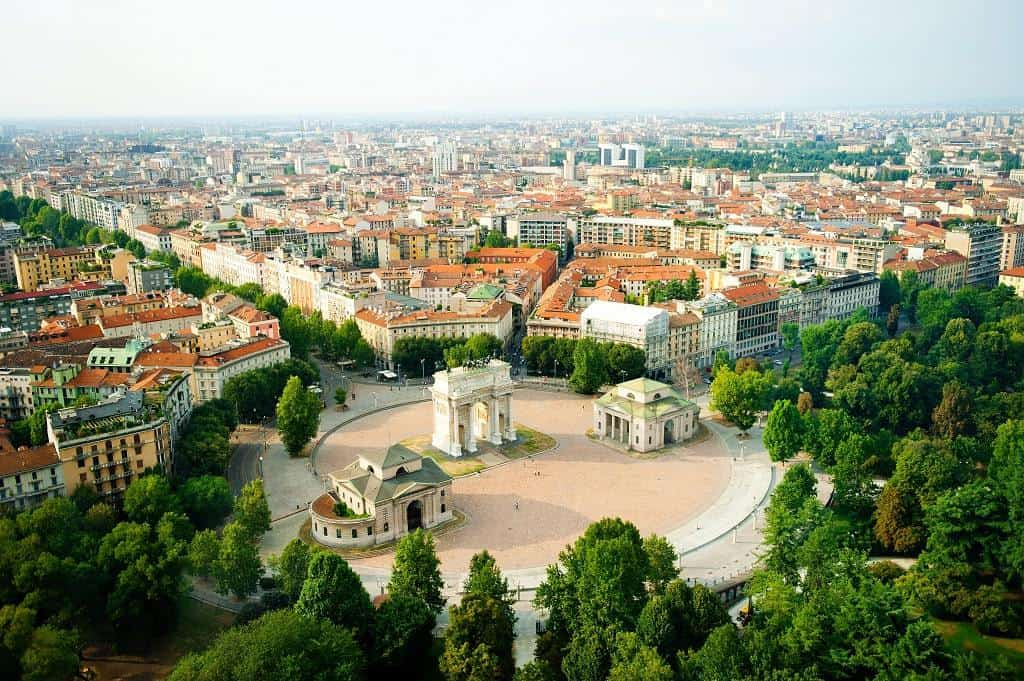 du lịch Milan Ý