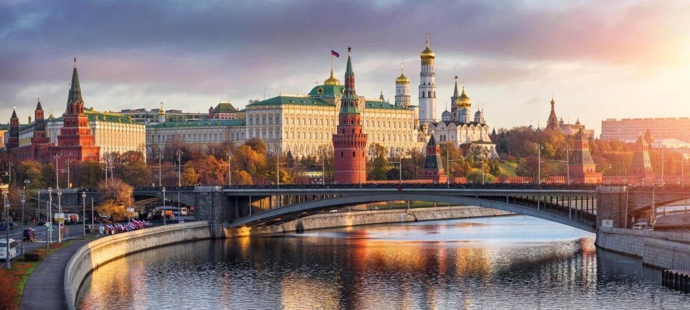 Du lịch nước Nga vào mùa thu