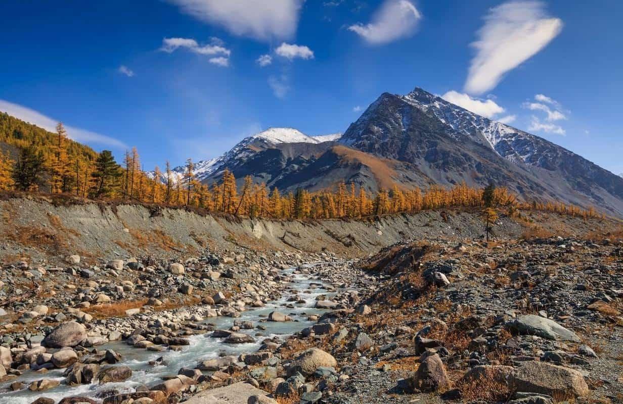 Núi Altai