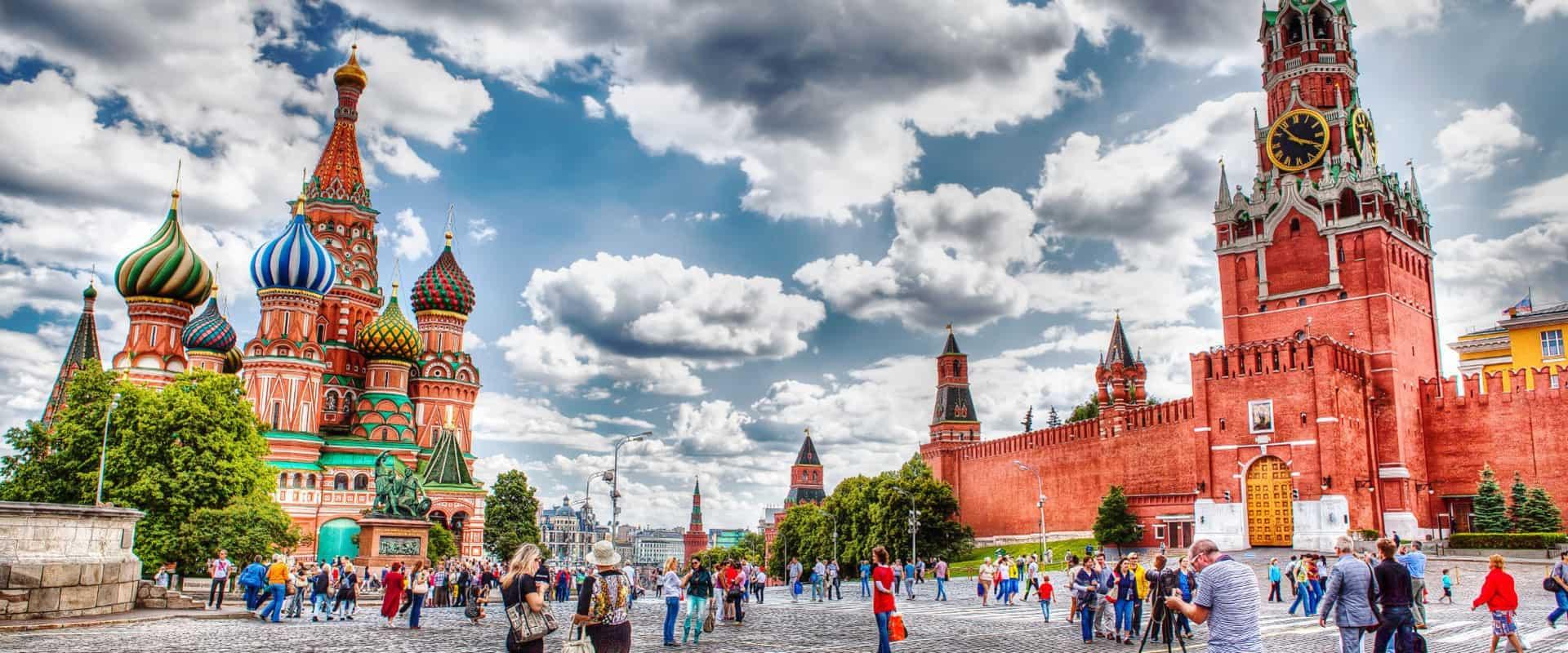 Du lịch Nga tự túc bao nhiêu tiền