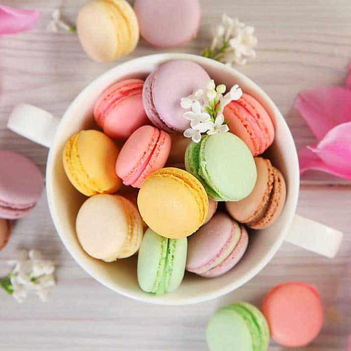 Bánh Macaron