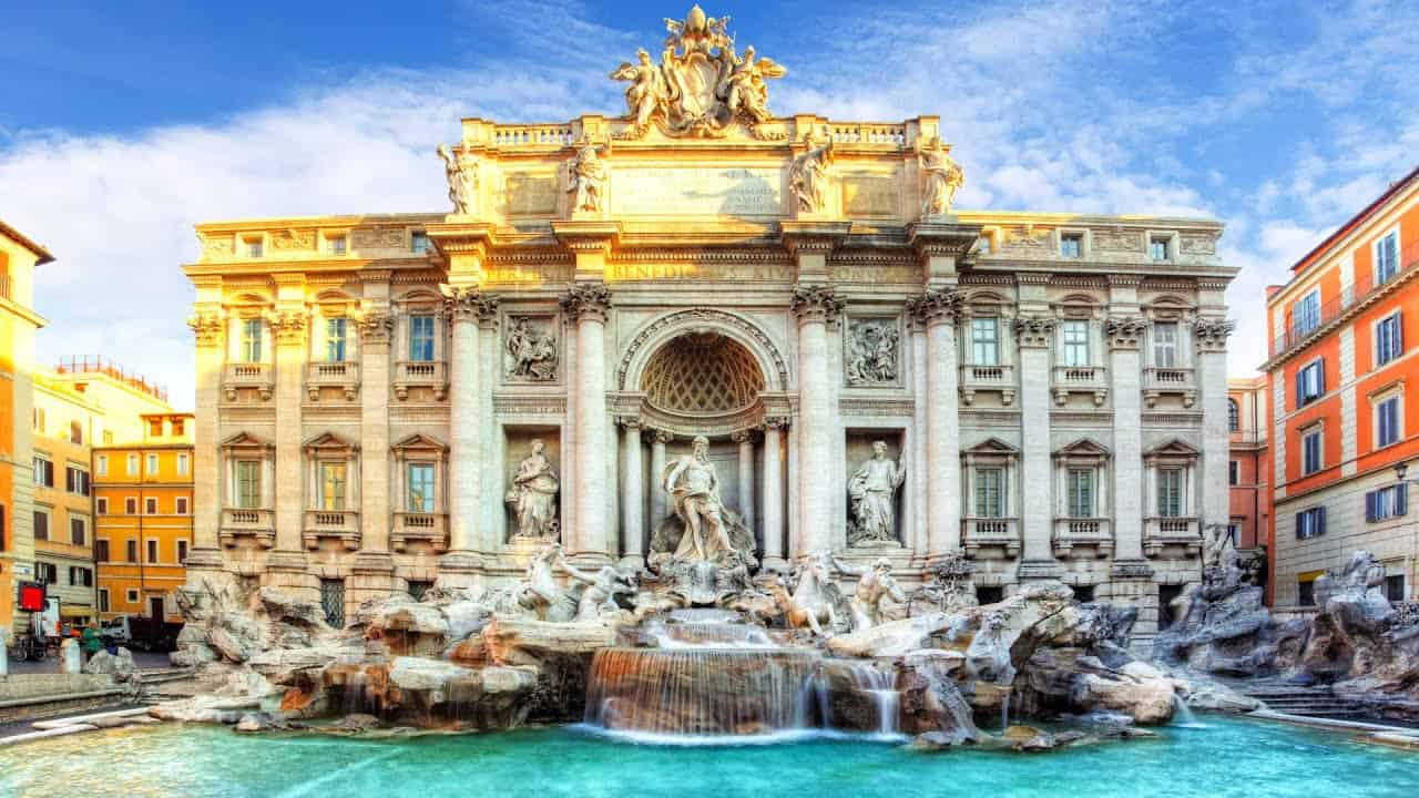 du lịch nước Ý 4 ngày