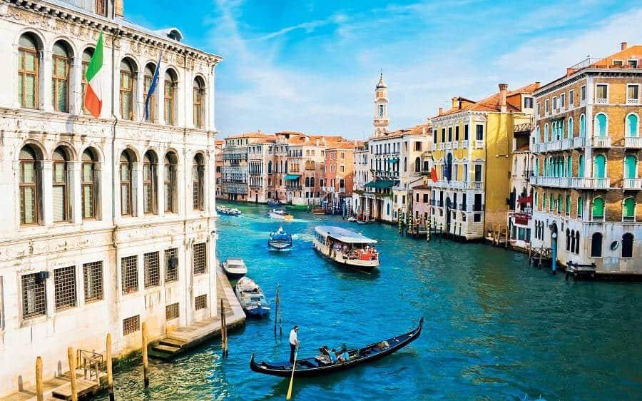 đi du lịch nước Ý 4 ngày