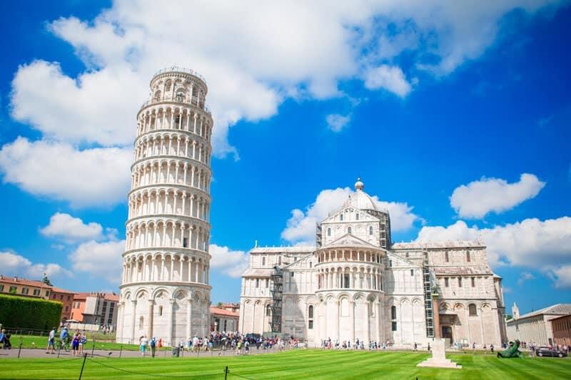 đi du lịch Ý 4 ngày