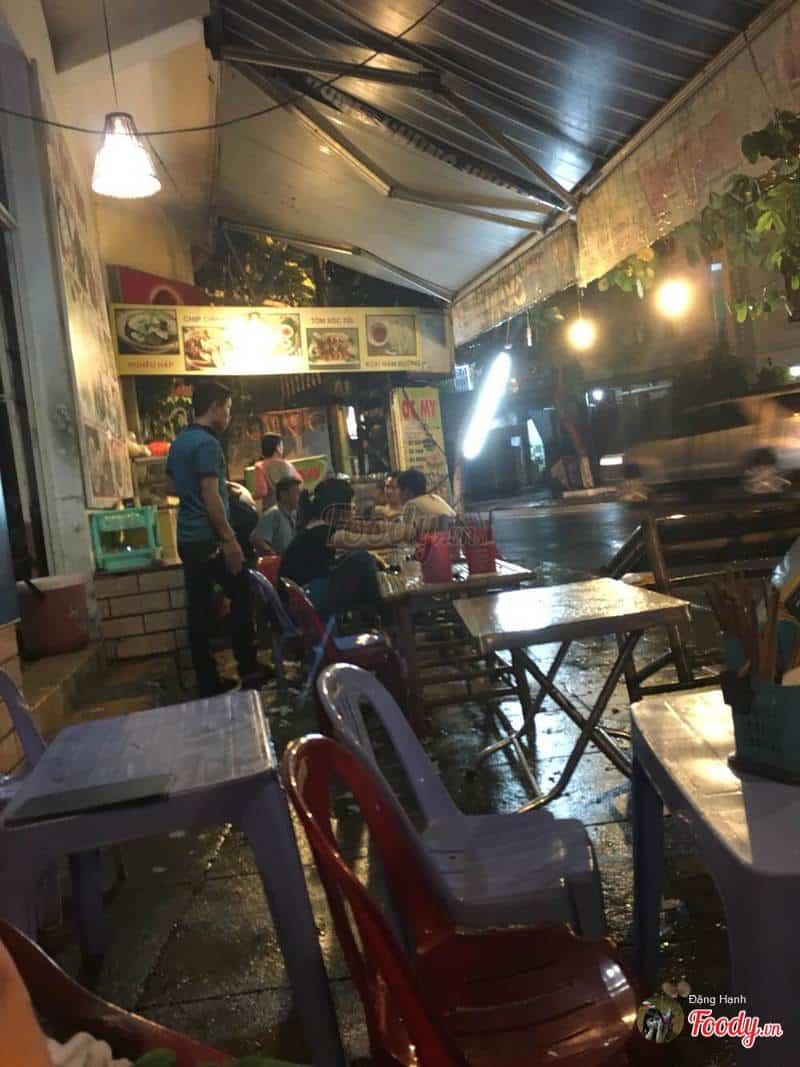 Quán ốc cay My tại Đà Nẵng