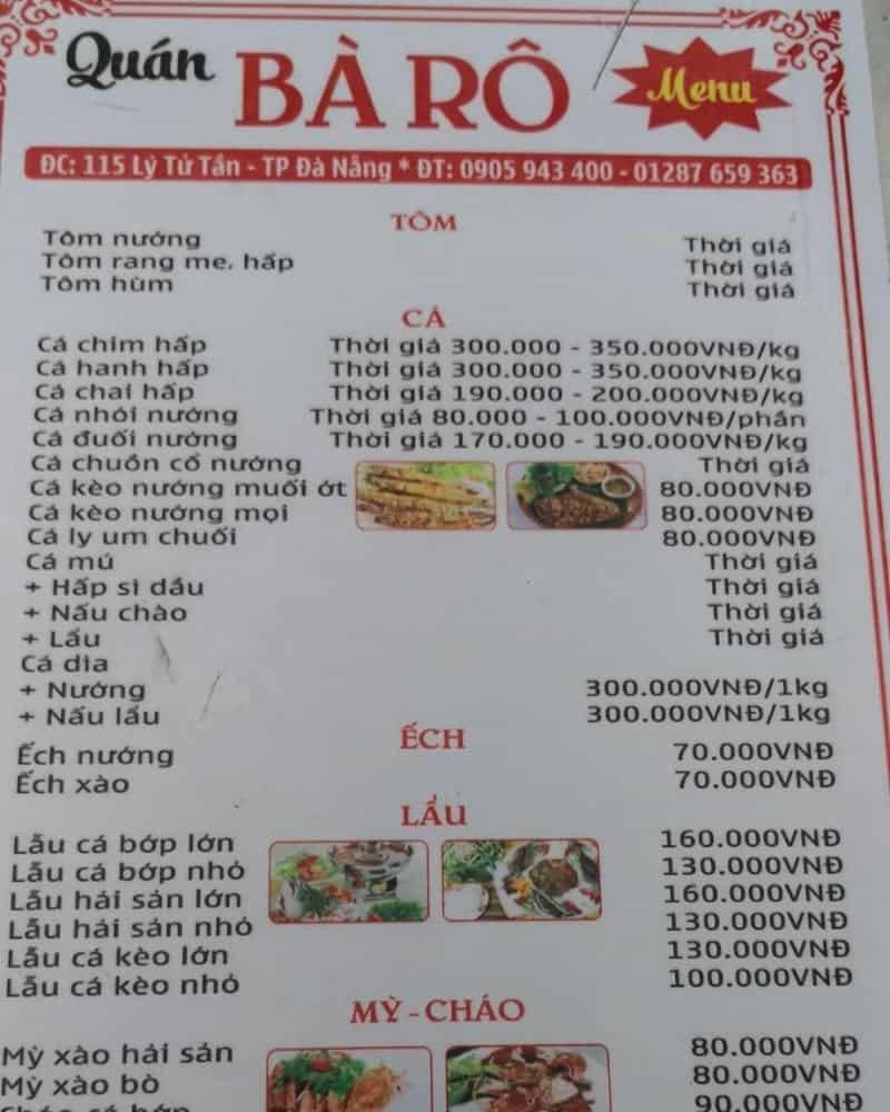 Hải Sản Đồng Giá 60k Đà Nẵng