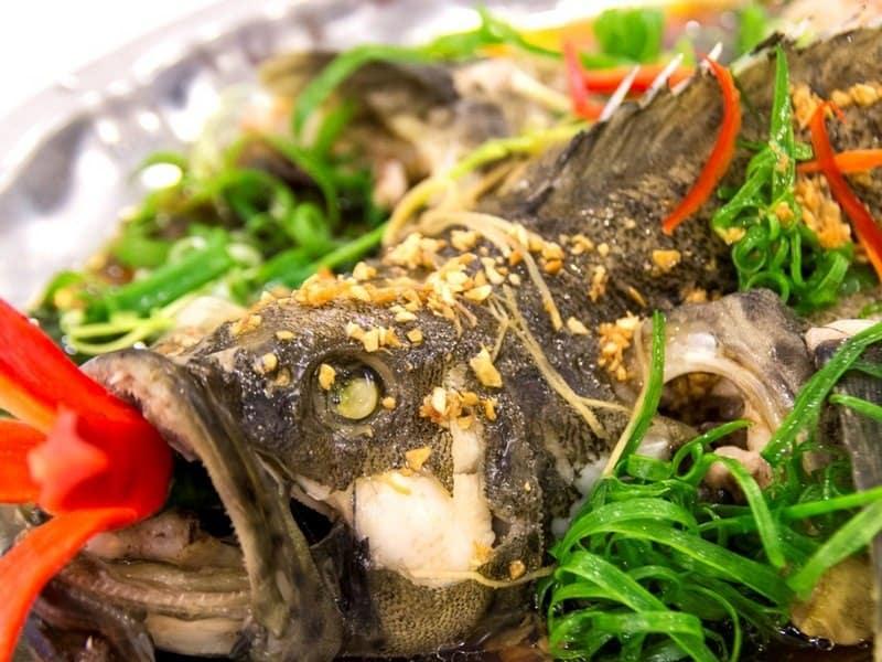 hải sản phố đà nẵng menu