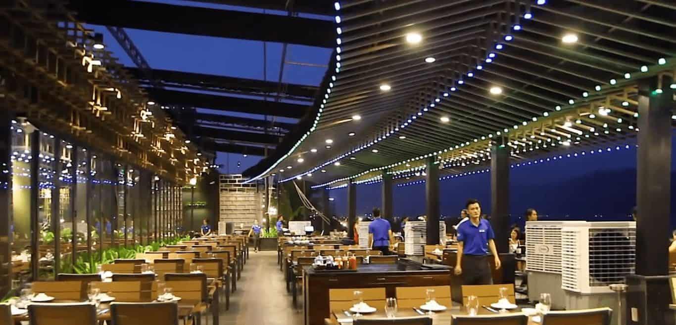 nhà hàng hải sản