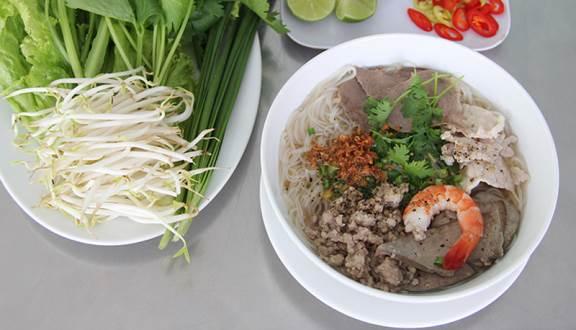 Quán Hủ Tiếu Nam Vang Minh Hiếu ở Đà Nẵng