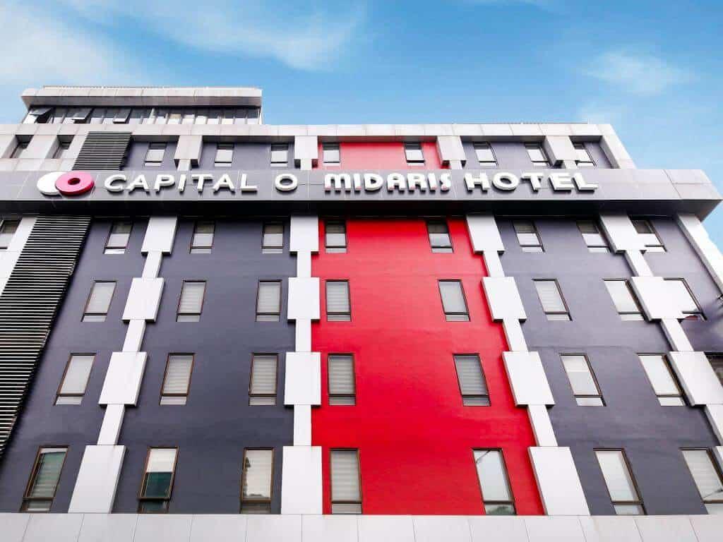 Khách sạn OYO Capital O 978 Midaris Hotel