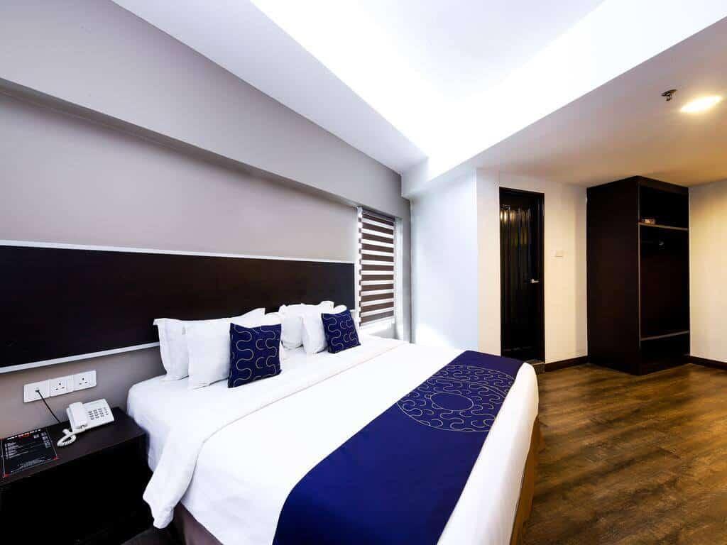 Phòng tại khách sạn OYO Capital O 978 Midaris Hotel