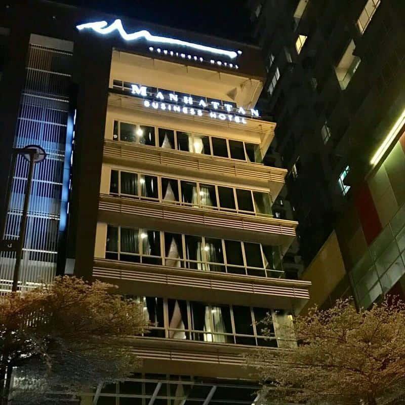 Khách sạn Manhattan Business Hotel TTDI