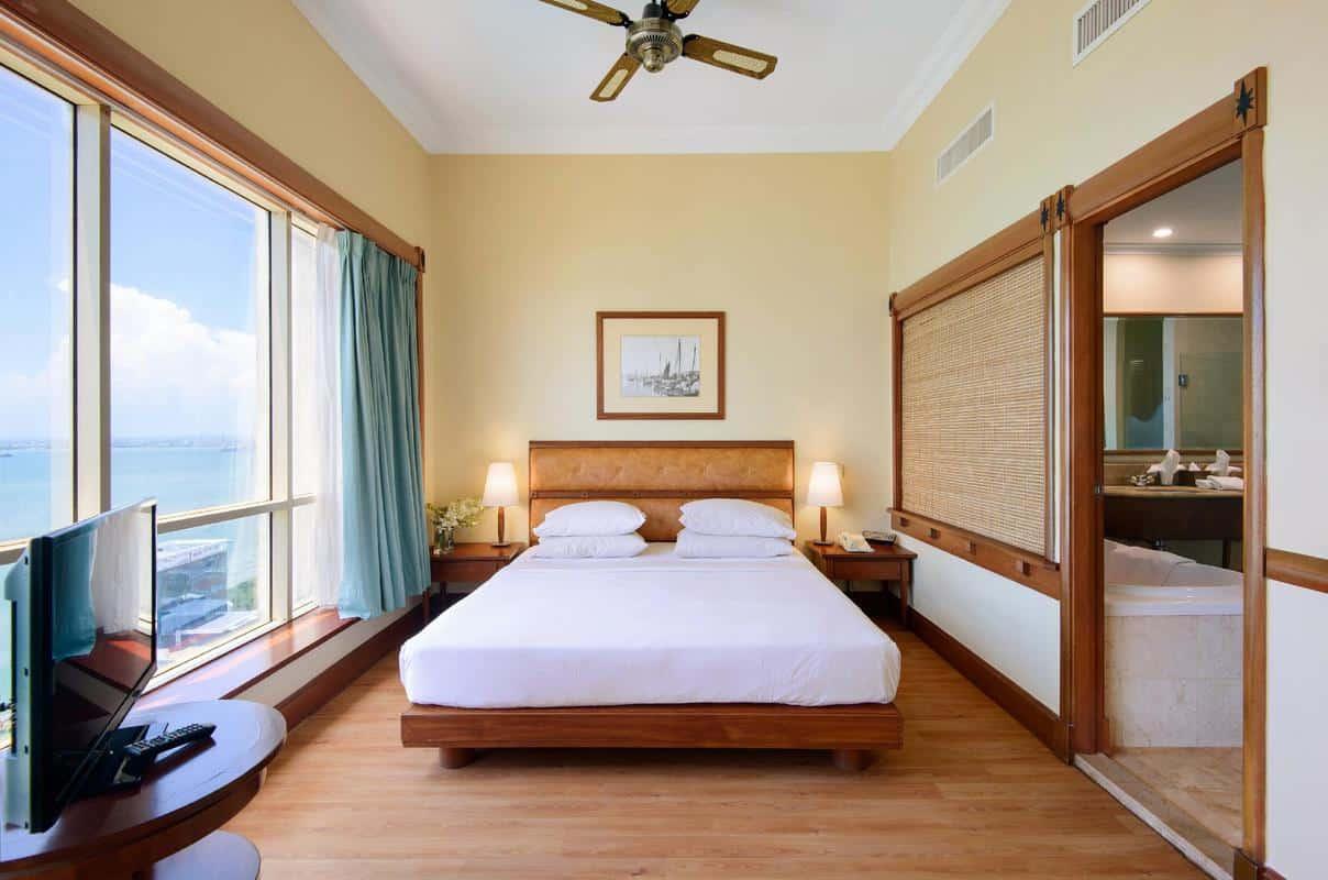 Phòng tại khách sạn The Northam All Suite Penang