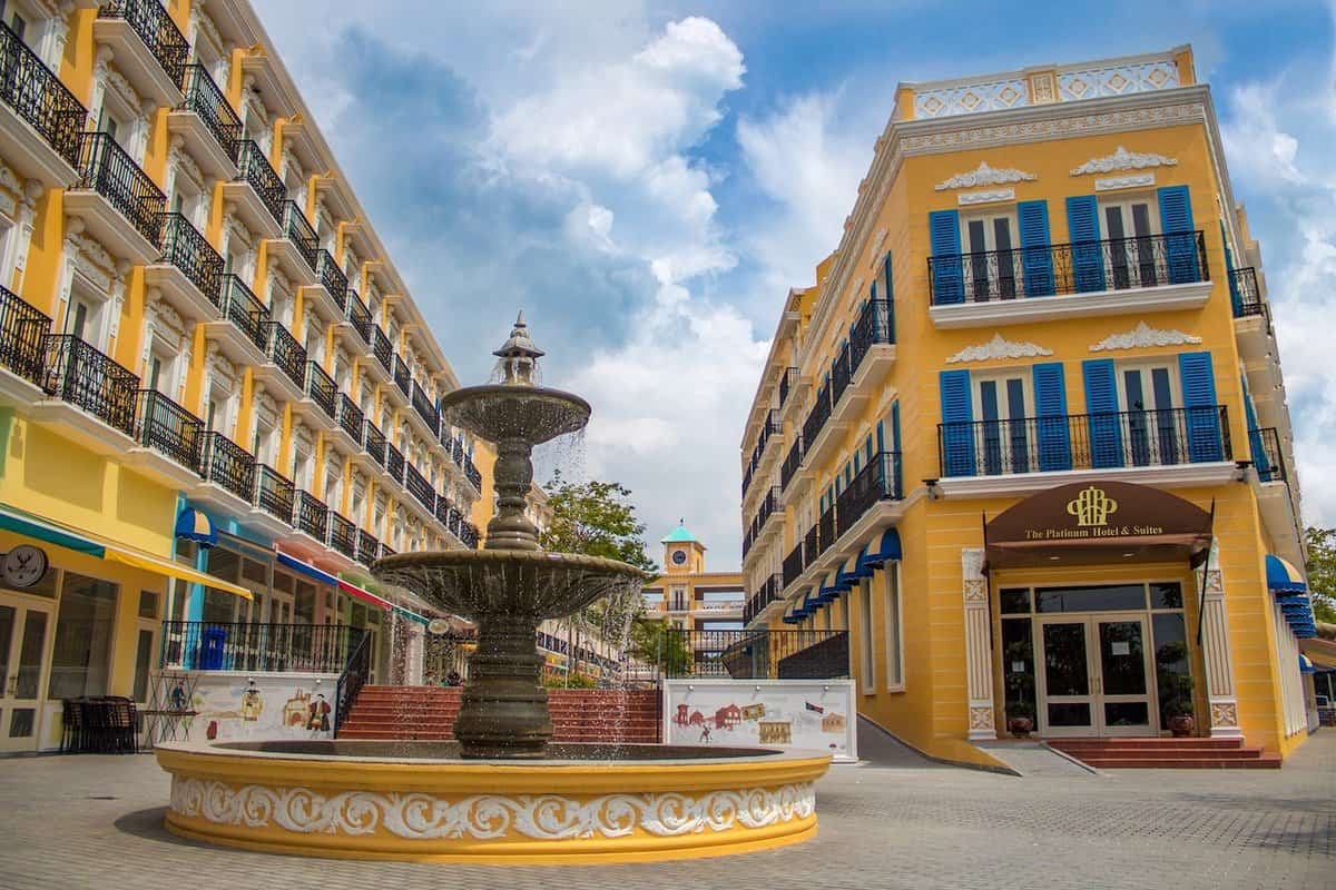Khách sạn Malaysia Riviera Suites Melaka