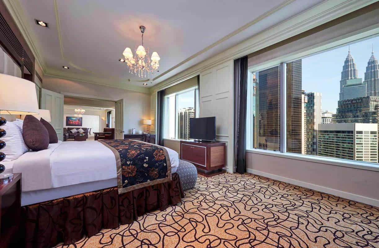 Phòng ở Hotel Istana Kuala Lumpur City Centre