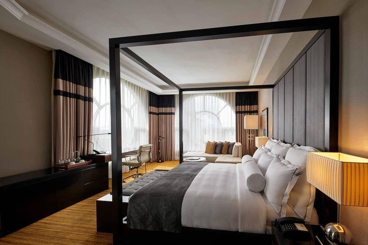 Phòng tại The Majestic Hotel