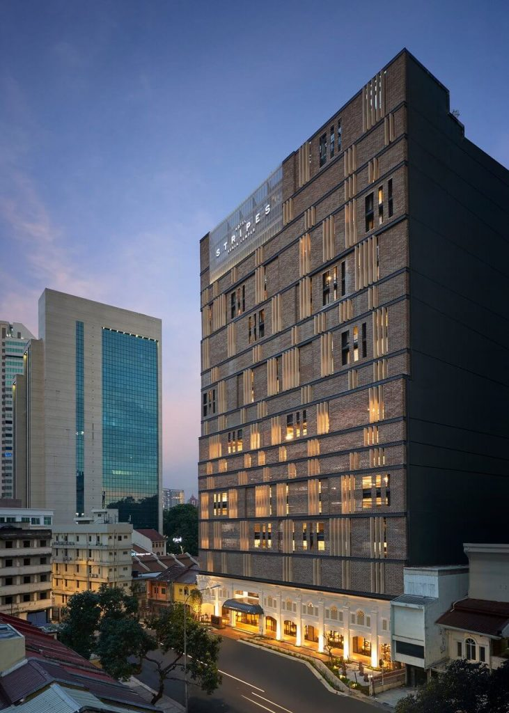 Toàn cảnh Hotel Stripes Kuala Lumpur