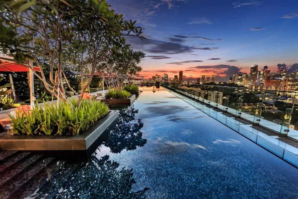 đặt phòng khách sạn ở singapore