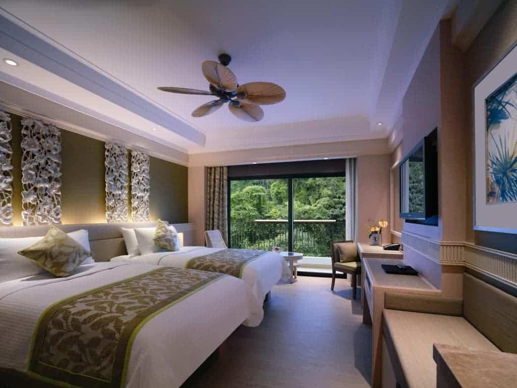 khách sạn khu Sentosa Singapore