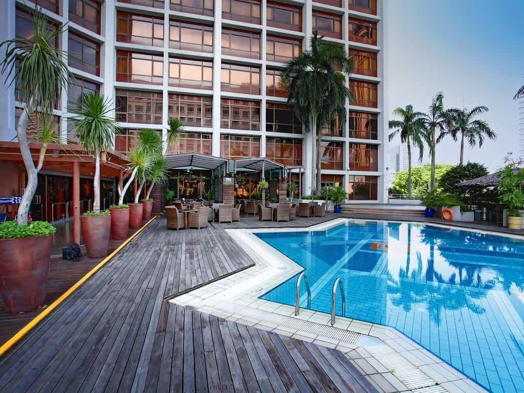 Villa Hotel Bugis Singapore